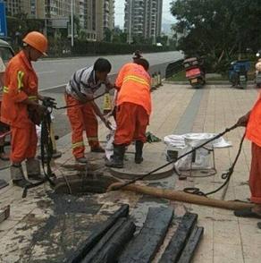 柳州专业管道疏通、化粪池疏通公司