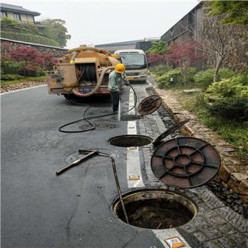 阳江专业管道疏通