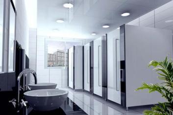 卫生间隔断系统功能特点