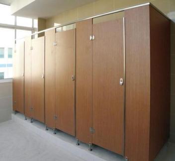 卫生间隔断安装工序注意事项