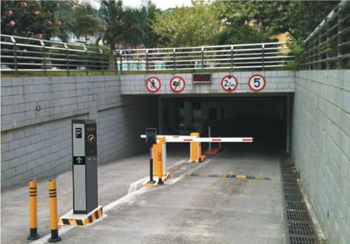 潍坊专业停车场道闸安装服务