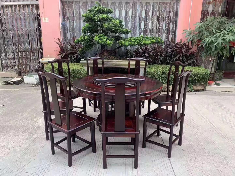 红木家具可以使用几十年