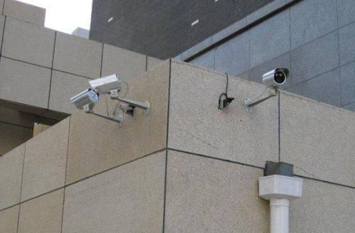 银川监控安装摄像头方法