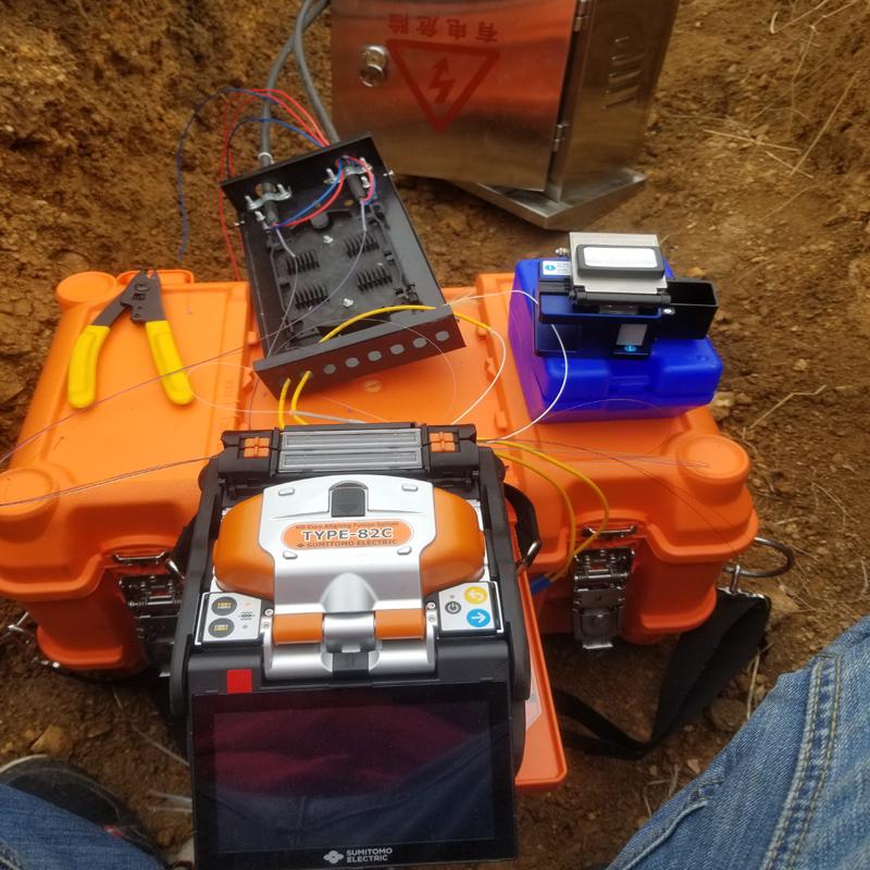 潍坊光缆熔接服务专业到位进口熔接机