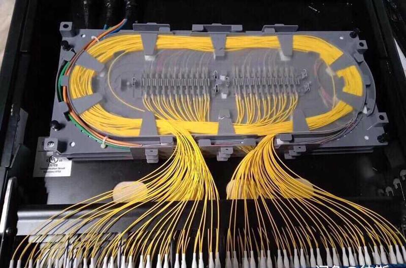 光纤熔接的过程中裸纤应当如何清洁