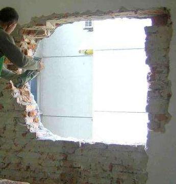 装修砸墙时什么墙不能砸