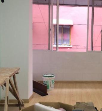 新郑旧房翻新工程以质量为主