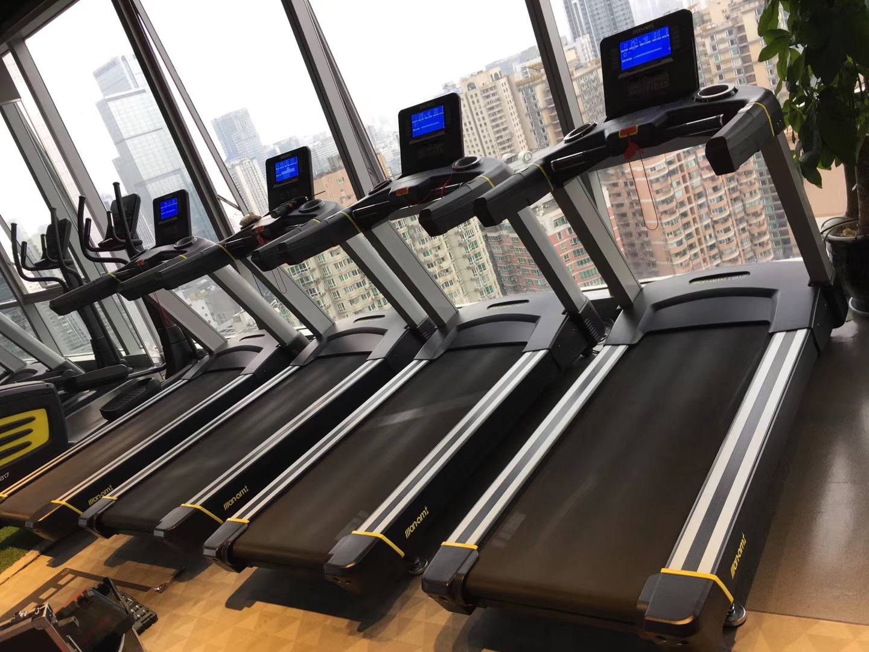 成都健身器材跑步机保养
