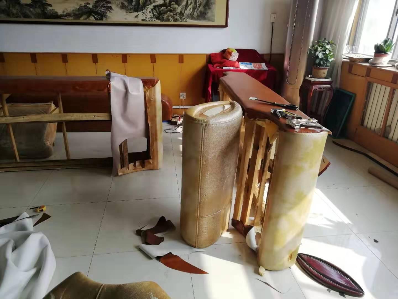 沙发旧了怎么办,找潍坊沙发翻新