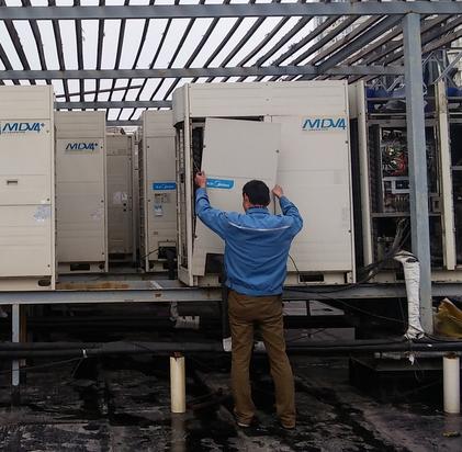 衡水中央空调维修-售后维修