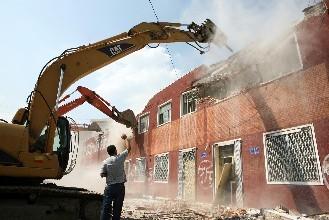 郑州专业拆除砸墙