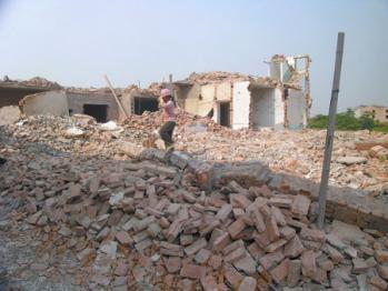 郑州专业砸墙的方法