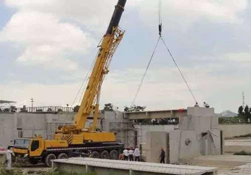 杭州起重吊装搬运注意事项