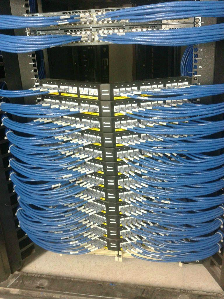 保定弱电施工队提供安防监控一条龙服务