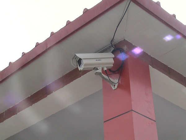 监控摄像头安装的施工步骤