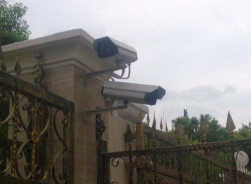 优雅电子科技公司提供专业的监控安装服务