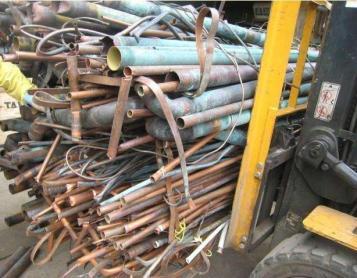 常年高价回收各种废品废旧金属物资