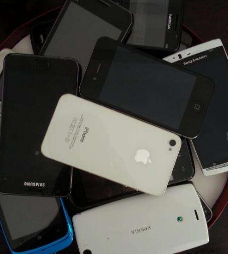 太原高档手机回收