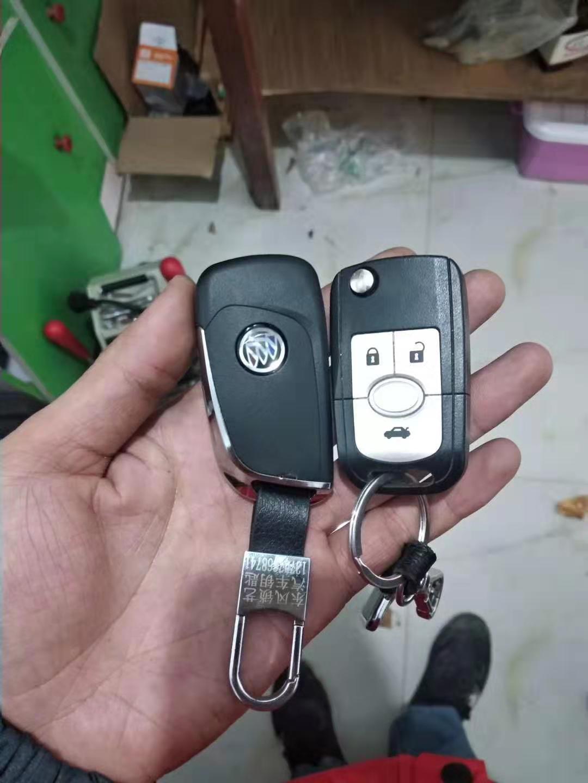 安阳配置改装各种品牌汽车钥匙 原装正品