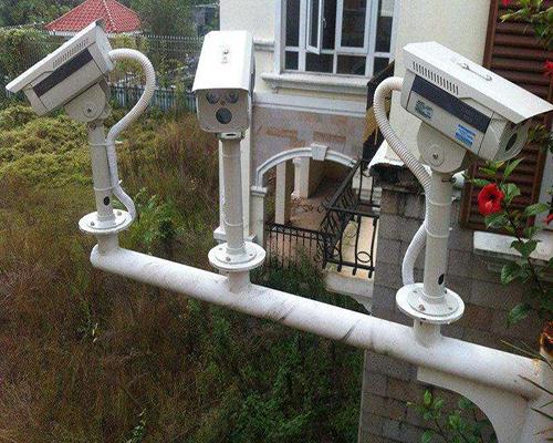 摄像头监控系统是由哪几部分组成的