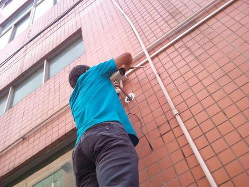 咸阳监控安装就找尚维光迅科技公司