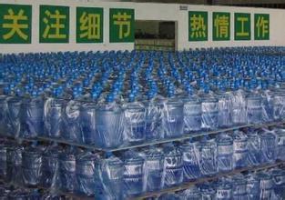 东兴桶装水之间的区别