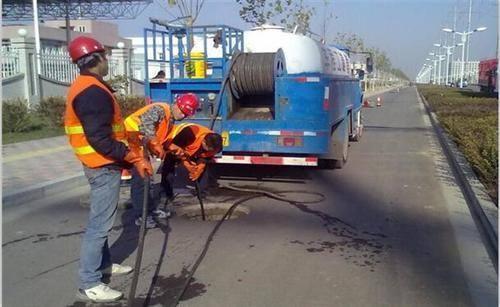 贵阳市政管道疏通  管道堵塞的形成原理