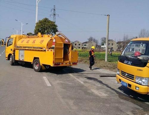 贵阳市政管道疏通服务内容