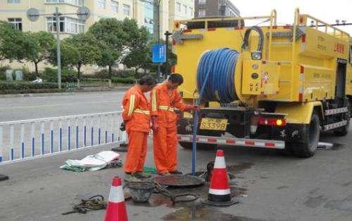 贵阳市政管道疏通要做好安全措施