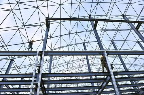 金华钢结构安装经验丰富