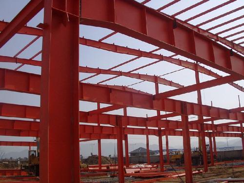 金华轻型钢结构产品特点
