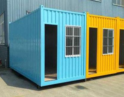 内蒙古集装箱 价格优惠 专业品质