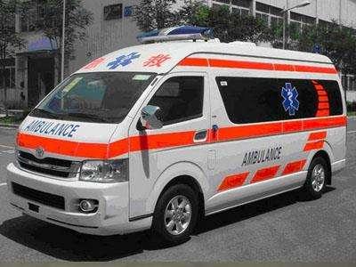 兰州医疗护送转运公司的救护车出租安全可靠