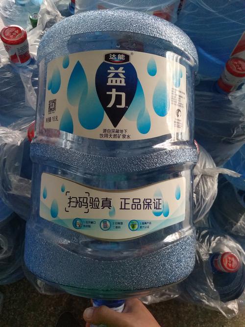 昌华饮用水的桶装水配送质量可靠