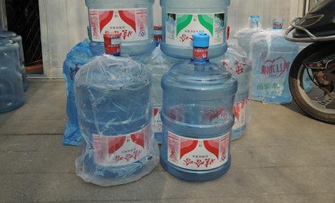 昌华饮用水提供桶装水销售配送一条龙服务