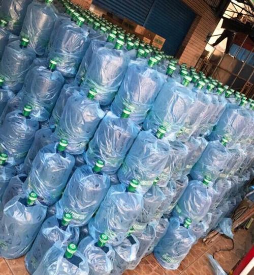 昌华饮用水的桶装水配送服务