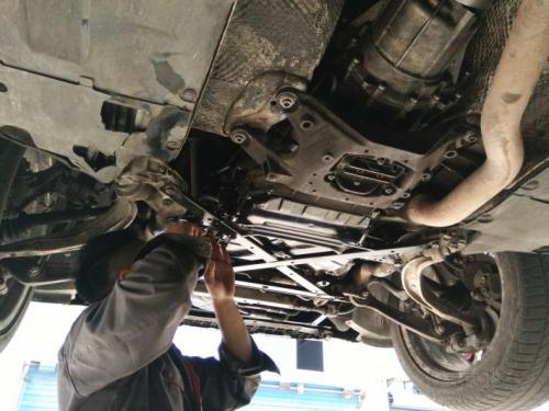 自动变速箱维修和保养的技巧