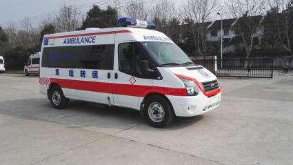 贵州救护车出租安全快捷