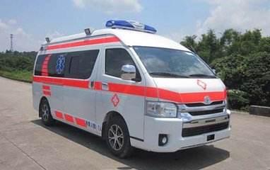 平安达护的救护车出租服务专业可靠