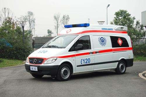 平安达护送救护车出租服务项目