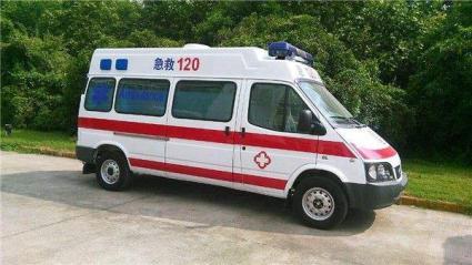 贵州救护车出租就近派车按时接送