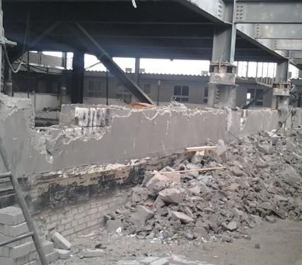 福州工厂拆除 房屋拆除