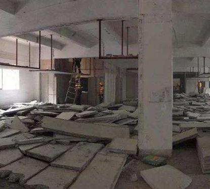 福州楼板拆除房屋拆除