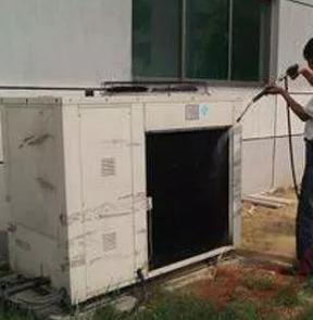 葫芦岛中央空调维修加氟保养清洗