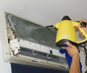葫芦岛空调清洗保养清洗