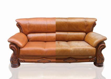 沙发翻新保修以实际选料而定