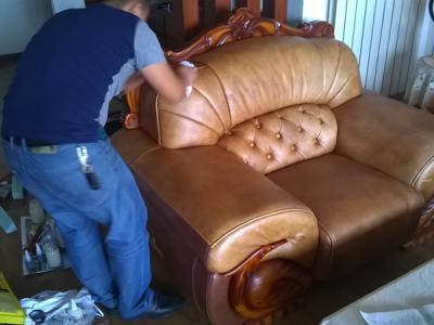 为什么选择沙发翻新