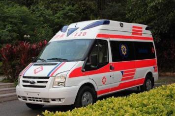 贵州救护车租赁