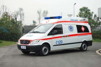 贵州专业救护车租赁
