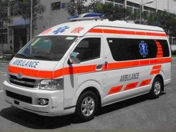 贵州救护车租赁电话